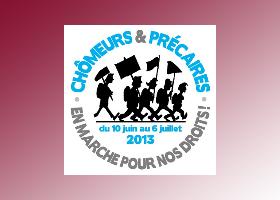 Marches Chômeurs et Précaires